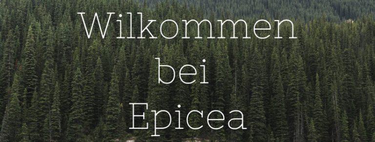 Wilkommen bei Epicea